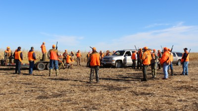 SAVE THE DATE: 2017 Buffenbarger-Walworth Flatlanders Pheasant Hunt & Trap Shoot