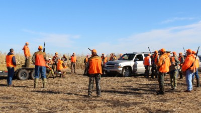 2018 Buffenbarger-Walworth Flatlanders Pheasant Hunt & Trap Shoot