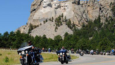 2017 Motorcycle Poker Run | South Dakota